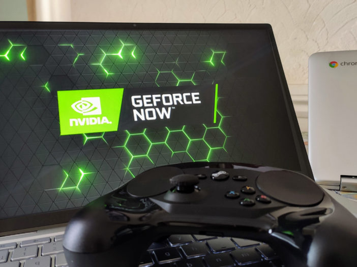 Come utilizzare Nvidia GeForce Now su un Chromebook