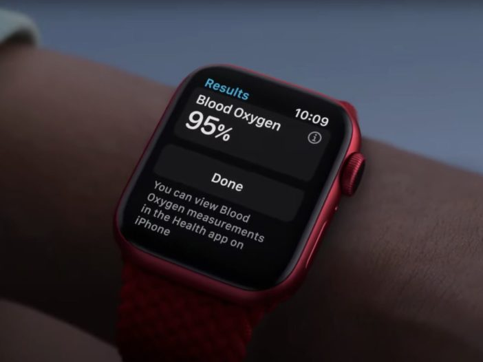 Come utilizzare il monitor dell'ossigeno nel sangue di Apple Watch 6